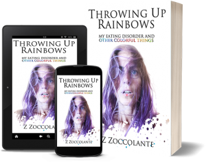 New Book: Throwing Up Rainbows